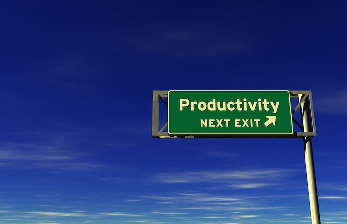 Productivity next exit
